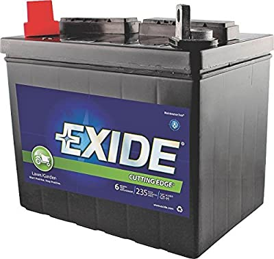 Exide Small Engine/Garden Tractor Battery