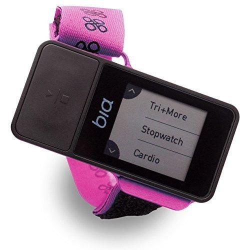 Bia Multisport GPS Watch, Fierce Heart Pink Review