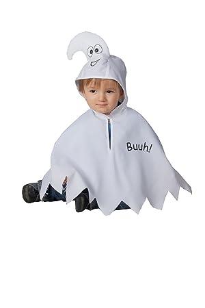 Rubies Deutschland 1 2506 - Disfraz de fantasma para bebé (talla 116): Amazon.es: Juguetes y juegos