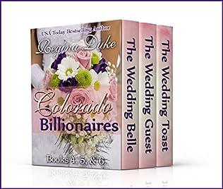 book cover of Colorado Billionaires Books 4, 5, & 6
