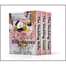 Colorado Billionaires: (Books 4, 5, and 6)