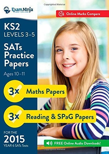 KS2 SATs Practice Papers (English Reading, SPaG & Maths) for ...