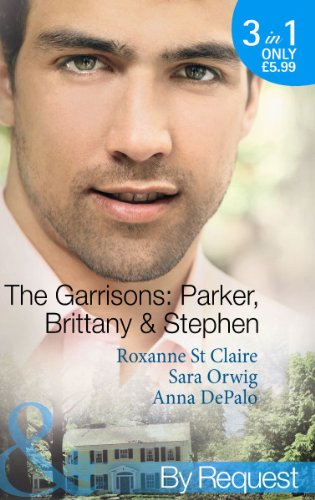 book cover of Parker / Brittany / Stephen