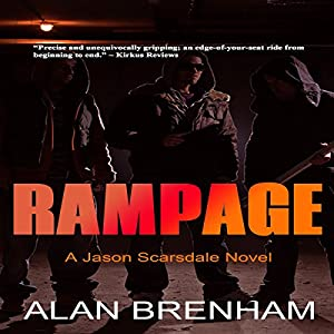 Rampage: A Jason Scarsdale Novel Audiobook