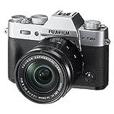 Fujifilm X-T20 Mirrorless Digital Camera w/XC16-50mmF3.5-5.6 OISII Lens - Silver