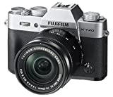 Cheap Fujifilm X-T20 Mirrorless Digital Camera w/XC16-50mmF3.5-5.6 OISII Lens-Silver