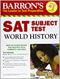 img - for Barron's SAT Subject Test World History book / textbook / text book