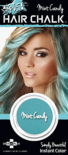 SPLAT Hair Chalk, Mint Candy