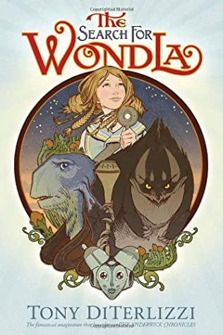 book cover of The Search for WondLa
