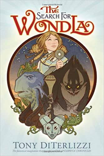 The Search for WondLa: Amazon.es: Diterlizzi, Tony, Diterlizzi ...