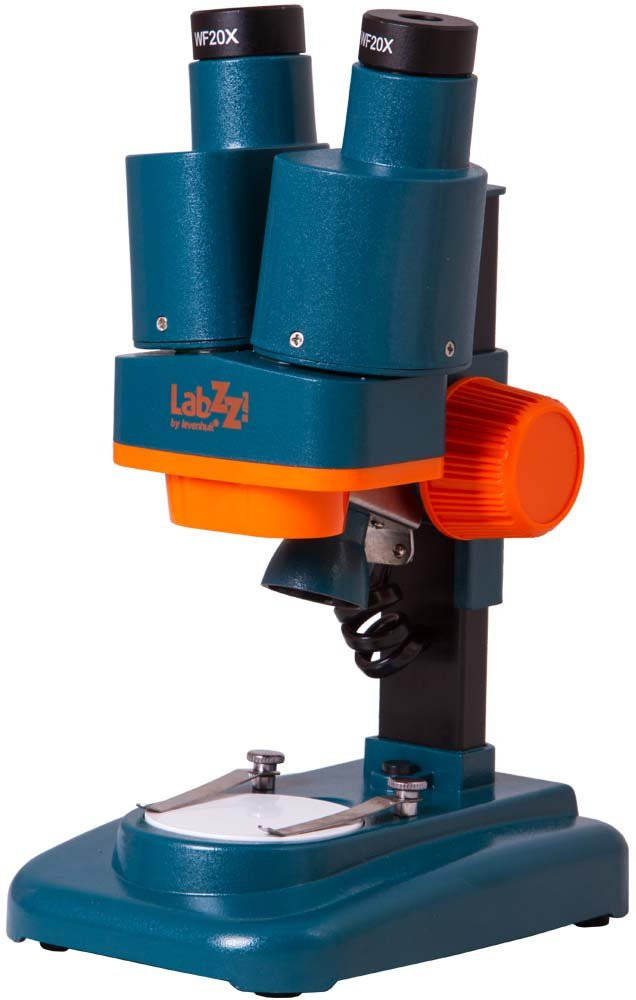 Levenhuk LabZZ M4 Stereo Kids Microscope with Carrying Case