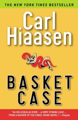 Basket Case Carl Hiaasen product image
