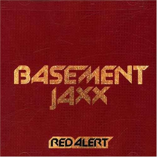 Basement Jaxx CD Covers