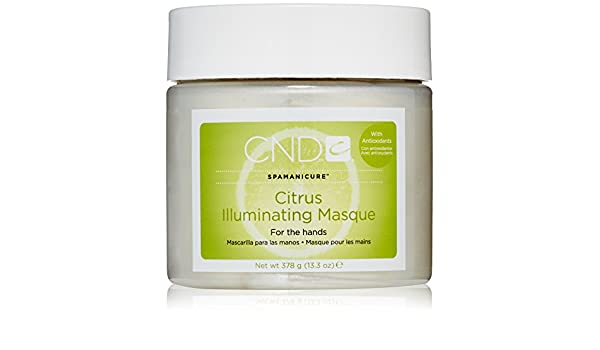 Amazon.com: CND Citrus Illuminating Masque, 13.3 fl. oz.: CND: Luxury Beauty