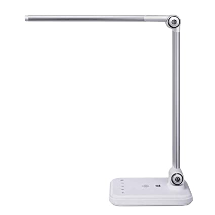 taotronics tt dl047 led desk lamp with wireless charger dimmable rh amazon ca
