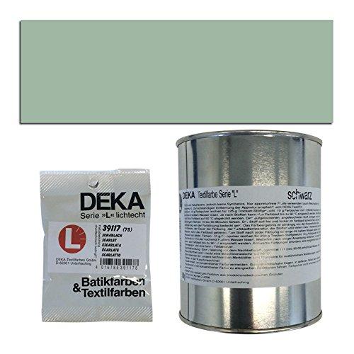NEU DEKA-Textilfarbe Serie L, 500g, Giftgrün