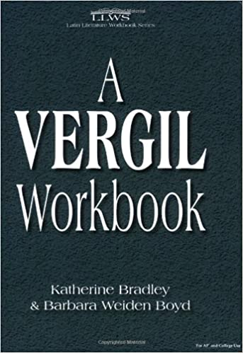 A vergil workbook english and latin edition katherine bradley a vergil workbook english and latin edition workbook edition fandeluxe Gallery