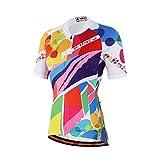 #3: Uriah Women's Cycling Jersey Short Sleeve Reflective