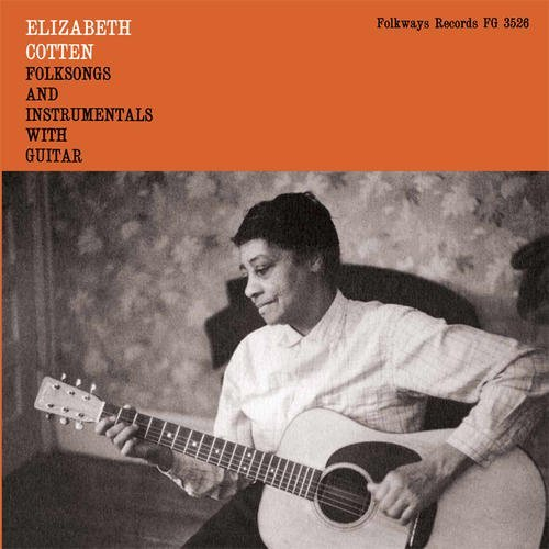 Freight Train and Other North Carolina Folk Songs and Tunes by Folkways Records