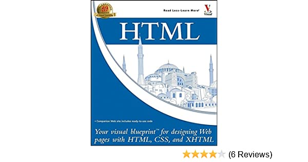 Html your visual blueprint for designing web pages with html css html your visual blueprint for designing web pages with html css and xhtml paul whitehead james h russell 9780764583315 amazon books malvernweather Image collections