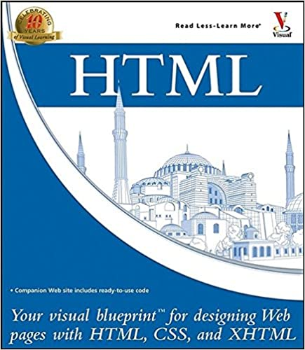 Html your visual blueprint for designing web pages with html css html your visual blueprint for designing web pages with html css and xhtml paul whitehead james h russell 9780764583315 amazon books malvernweather Choice Image