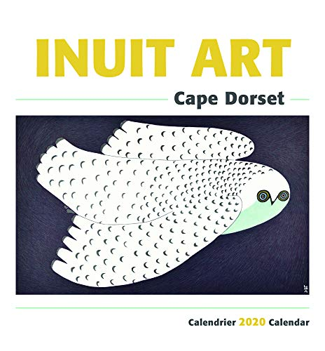 Inuit Art: Cape Dorset 2020 Mini Wall Calendar (English and French Edition)