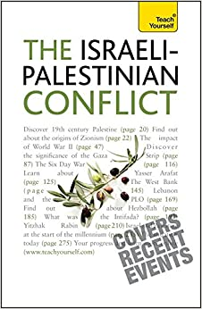 Book Understand The Israeli-Palestinian Conflict: Teach Yourself