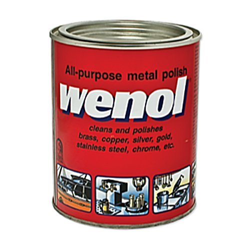 Wenol Metal Polish 1000 ml. by Wenol