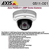 Axis Communications 0511-001 P3384-V Network surveillance Camera, White