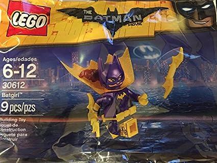 Amazon Com Lego Batgirl Mini Set 30612 Bagged Toys Games