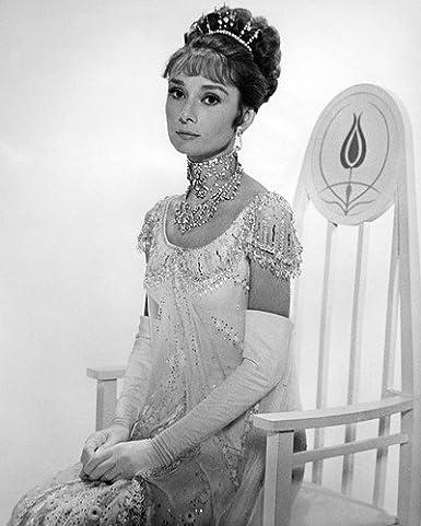 My Fair Lady Audrey Hepburn Elegant Portrait In Chair 11x14 Hd Aluminum Wall Art At Amazon S Entertainment Collectibles Store