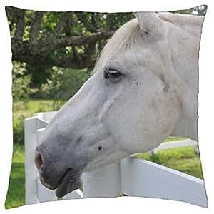 Beautiful Deer - Throw Pillow Cover Case (18