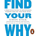 Find Your Why: A Practical Guide for Discovering Purpose for You and Your Team Audiobook by Simon Sinek Narrated by Simon Sinek, Stephen Shedletzky