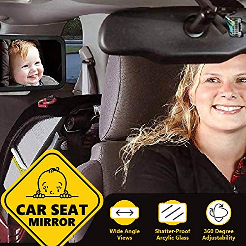 Nilight Baby Car Mirror for...