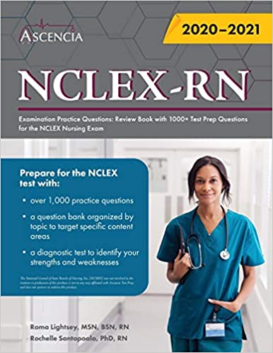 NCLEX-RN Exam Practice Questions by Ascensia review