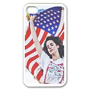 Generic Case Lana Del Rey For iPhone 4,4S G7Y6698724