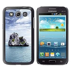 "For Samsung Galaxy Win I8550 , S-type Naturaleza de Lonely Castle Rock"" - Arte & diseño plástico duro Fundas Cover Cubre Hard Case Cover"