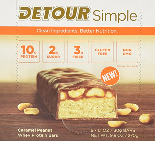 Detour Simple Bars, 60 Gram