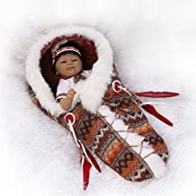 NPK Collection Native American indian doll 18inch collection Very popular&rare reborn baby doll Cultural and educational collection