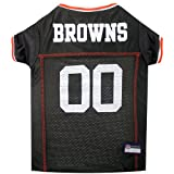 Cleveland Browns Dog Jersey Large