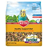 Kaytee Forti Diet Egg-Cite Food for Parakeets, 5-Pound Bag, My Pet Supplies