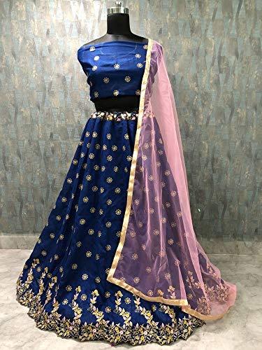 A313 Lehenga Lehenga Bollywood Shop Choli Stitched Ethnic Indian Work Designer Choli Look REKHA Embroidered Semi Women Ethinc 6Tfaqa
