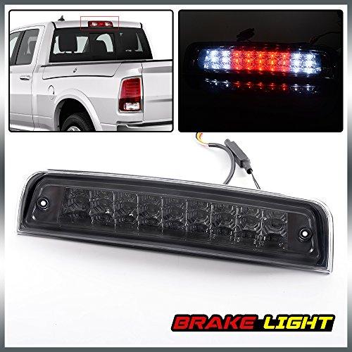 UPC 710560043965, Smoke LED Truck 3RD Brake Light Lamp For 09-17 Dodge Ram 1500 10-17 2500 3500