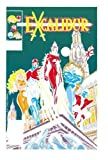 img - for Excalibur Epic Collection: The Sword is Drawn (Epic Collection: Excalibur) book / textbook / text book
