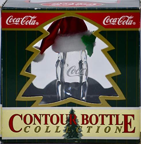 1998 - Cavanagh/Coca-Cola - Contour Bottle Collection - Coke Bottle Christmas Ornament - Collectible