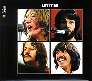 Let It Be (Remastered) [180g Vinyl LP] by The Beatles (B0041KVZ1S) | Amazon Products