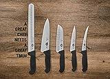 Victorinox Swiss Army Cutlery Fibrox Pro Curved