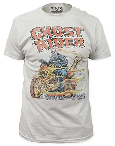 Ghost Rider - Hell on Wheels (slim fit) T-Shirt Size M