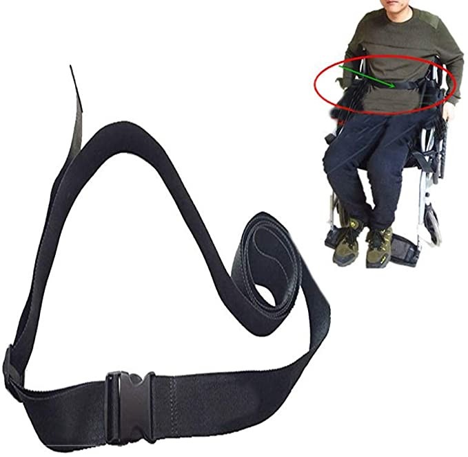 Cinturón de seguridad para silla de ruedas, Arnés de seguridad ...