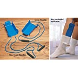North Coast Medical NC32502 Sock-Assist with Two Cord Handles